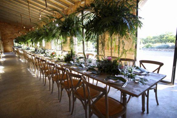 Decoración bodas   Catering Marc Fosh