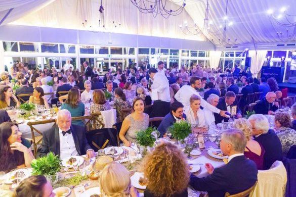 fosh catering | Cena benéfica Fundación Rana | Son Mir